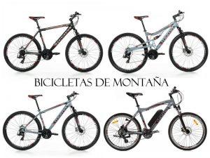 BICICLETAS DE MONTAÑA MOMA
