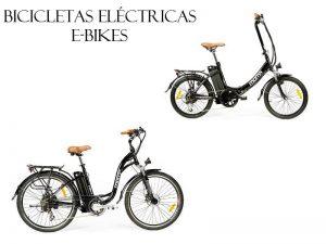 BICICLETAS ELECTRICAS MOMA