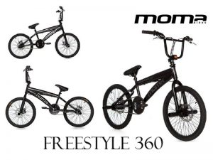 BICICLETA FREESTYLE 360 MOMA