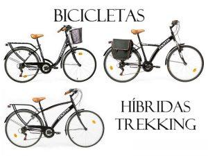 BICICLETAS HIBRIDAS-TREKKING MOMA